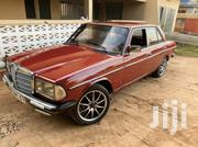 Mercedes-Benz E200 1975 Red | Cars for sale in Greater Accra, Nii Boi Town