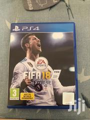 FIFA 18 Ps4 Cd | Video Games for sale in Greater Accra, Ga South Municipal