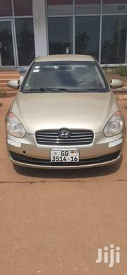 Hyundai Accent 1.6 2007 Gold | Cars for sale in Central Region, Awutu-Senya