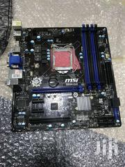 MSI B85M-E45 4th Generation MOBO | Laptops & Computers for sale in Greater Accra, Darkuman