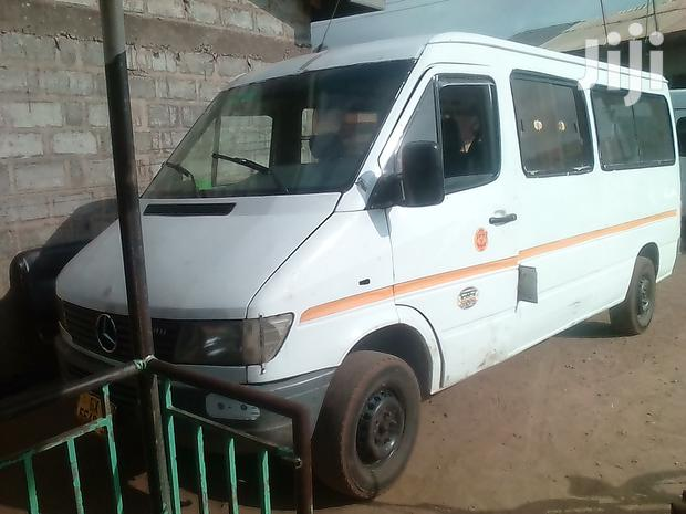 Archive: Sale Of Sprinter Bus