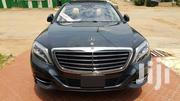 Mercedes Benz S Class 2017 Black | Cars for sale in Greater Accra, East Legon