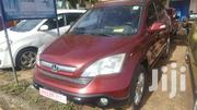 Honda CR-V 2007 EX 4WD Automatic Red | Cars for sale in Central Region, Awutu-Senya