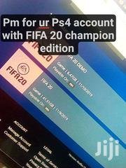 Fifa 20 PS4 | Video Games for sale in Greater Accra, Achimota