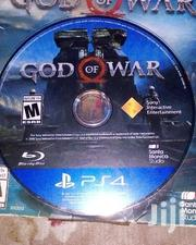 God Of War 4 Ps4 Cd | Video Games for sale in Greater Accra, Kwashieman
