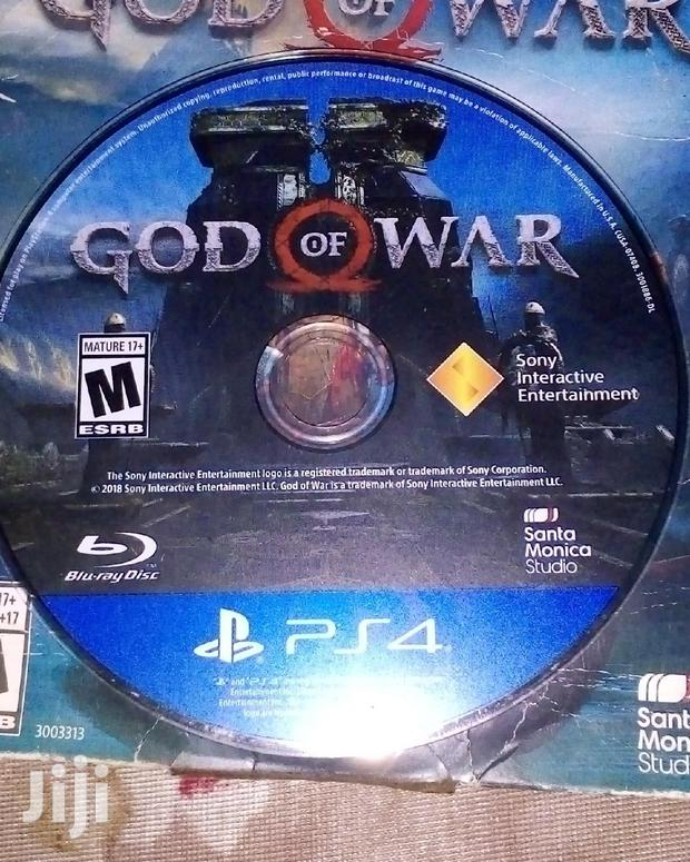 Archive: God Of War 4 Ps4 Cd