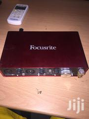 Soundcard Focusrite Scarlett 2i2 | Audio & Music Equipment for sale in Greater Accra, East Legon