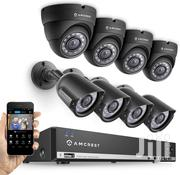 Amcrest 960H 8CH Security System | Cameras, Video Cameras & Accessories for sale in Greater Accra, Tema Metropolitan
