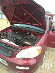 Toyota Corolla 2007 Red | Cars for sale in Greater Accra, Accra Metropolitan