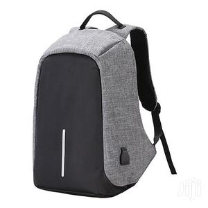 Anti Backpack / Bag With USB Port + Phone