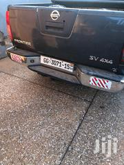 Nissan Frontier 2011 Crew Cab SE 4x4 Long Gray | Cars for sale in Greater Accra, Achimota