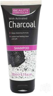 Beauty Formulas Charcoal Shampoo | Hair Beauty for sale in Greater Accra, South Kaneshie