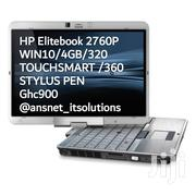 Laptop HP EliteBook 2760P 4GB Intel Core i5 HDD 320GB | Laptops & Computers for sale in Greater Accra, Dzorwulu