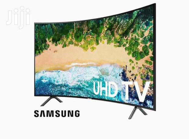 Samsung 65 Inches Smart Curved Uhd 4K TV