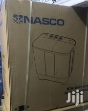 Powerful Nasco 10 Kg Washing Machine Double Door | Home Appliances for sale in Greater Accra, Accra Metropolitan
