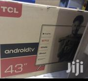 TCL 43 Inches Smart Android TV Digital Satellite LED TV   TV & DVD Equipment for sale in Greater Accra, Accra Metropolitan