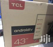 New TCL 43 Inches Smart Android TV Digital Satellite LED TV   TV & DVD Equipment for sale in Greater Accra, Accra Metropolitan