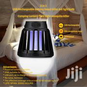 Outdoor Rechargeable 2 in 1 Mosquito Killer Bulb - Zapper   Home Accessories for sale in Greater Accra, Adenta Municipal
