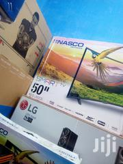 New Nasco 50inch Smart Curved TV   TV & DVD Equipment for sale in Greater Accra, Adabraka