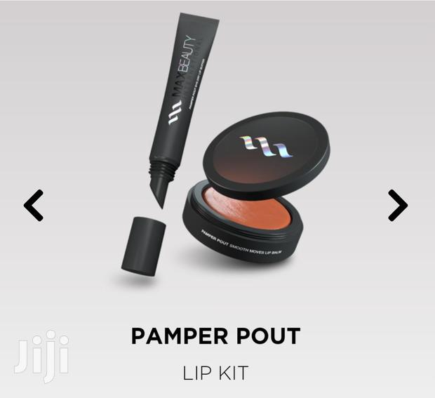 Archive: Pamper and Pout Lips Kit