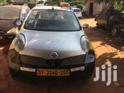 Nissan March 2003 Silver | Cars for sale in Greater Accra, Darkuman