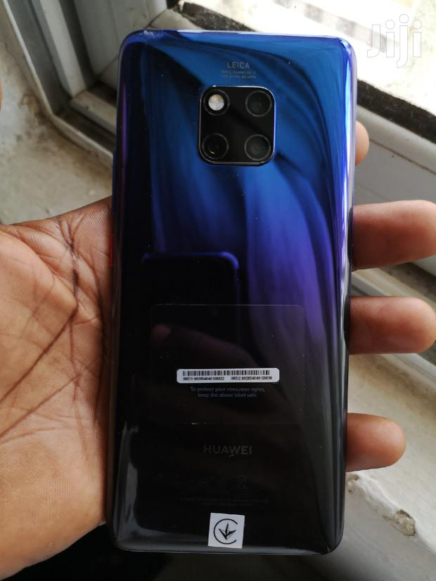 Archive: New Huawei Mate 20 X 128 GB Blue