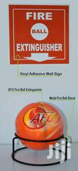 Fire Extinguisher Ball   Safety Equipment for sale in Agbogbloshie, Greater Accra, Ghana