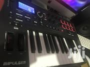 Impulse Novation Midi Keyboard With Drumpad Knobs And For Sale | Musical Instruments for sale in Greater Accra, East Legon