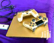Slim Pes 4 With 2 Controllers | Video Game Consoles for sale in Greater Accra, Accra Metropolitan