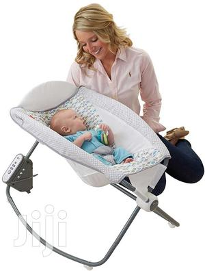The Fisher-Price Auto Rock'N Play Sleeper