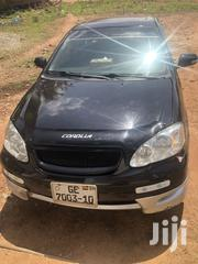 Toyota Corolla 2007 S Black | Cars for sale in Brong Ahafo, Techiman Municipal