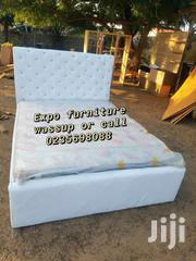 Sweet Bed With Mattress | Furniture for sale in Greater Accra, Asylum Down