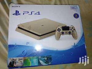 Ps4 500gb (Gold Edition)