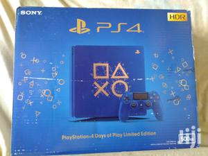 Ps4 500gb (Special Edition)