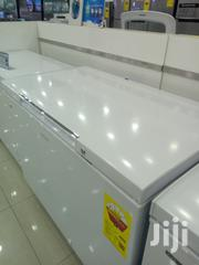 Built in Stabilizer Samsung 310 L Chest Freezer White | Kitchen Appliances for sale in Greater Accra, Kokomlemle