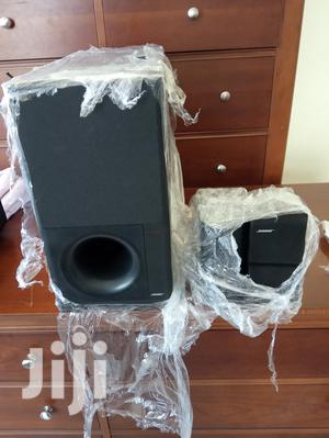 Bose Sub Woofer And Sat Speakers