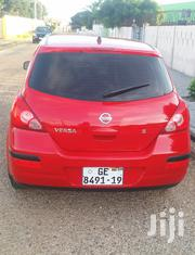 Nissan Versa 2010 1.8 SL Hatchback Red | Cars for sale in Greater Accra, Teshie-Nungua Estates