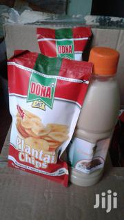 Plantain Chips And Tiger Nut Drink | Meals & Drinks for sale in Central Region, Effutu Municipal