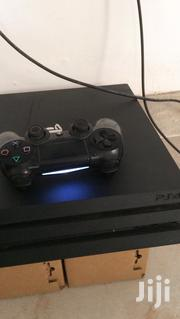 PS4 Pro Jet Black | Video Game Consoles for sale in Greater Accra, Achimota
