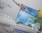 New Nasco Fhd Digital Satellite LED TV 43 Inches | TV & DVD Equipment for sale in Greater Accra, Accra Metropolitan