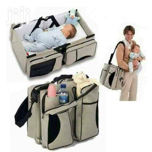 Archive: 2 In 1 Baby Bag And Bed