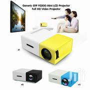 Genric G19 YG300 Mini Projector | TV & DVD Equipment for sale in Greater Accra, Kwashieman