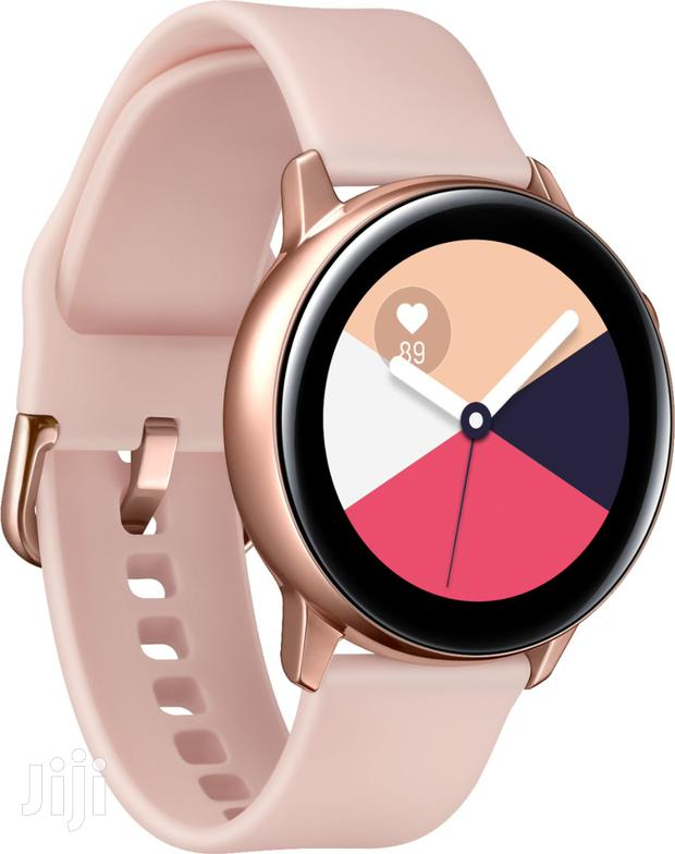 Archive: Samsung Galaxy Active Smart Watch