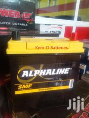 11 Plate Alphaline Car Battery + Free Delivery- I1o Picanto Matiz Alto   Vehicle Parts & Accessories for sale in Greater Accra, North Kaneshie