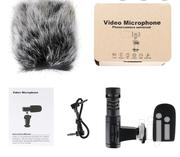 MIC-06 Mini Video Microphone Camera Universal | Audio & Music Equipment for sale in Greater Accra, Alajo