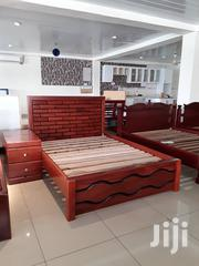 Bricks Double Size Bed | Furniture for sale in Greater Accra, Achimota