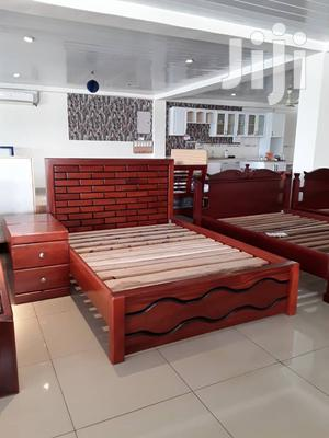 Bricks Double Size Bed