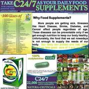 Aimglobal C24/7 | Vitamins & Supplements for sale in Greater Accra, Ga West Municipal