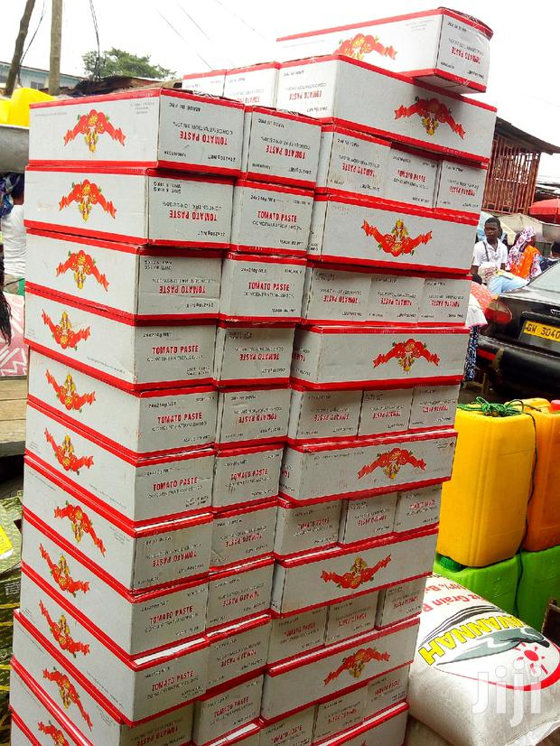 Wholesale Supply Of Food Items