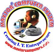 Maxtor Computer Training System | Computer & IT Services for sale in Greater Accra, Ledzokuku-Krowor